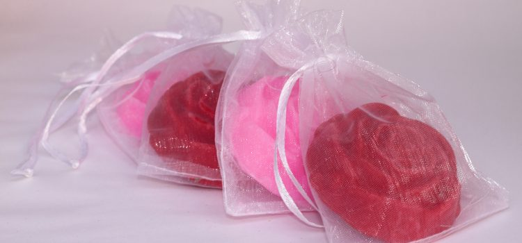 Decorative Soaps With Special Shape & Smell